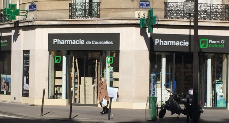 Pharmacie de Courcelles